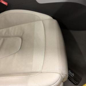 Audi A5, химчистка салона
