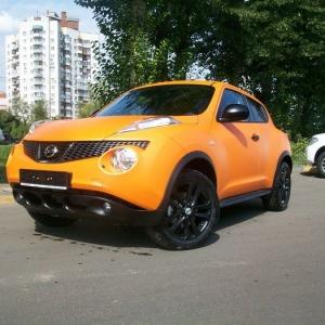 Nissan Juke, Апельсин