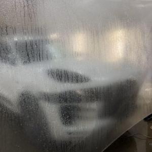 Porsche Macan (Turbo), защита кузова антигравийной пленкой