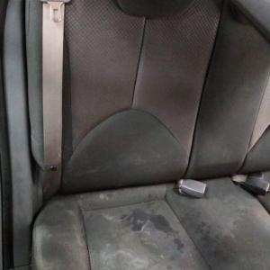 Toyota, химчистка салона